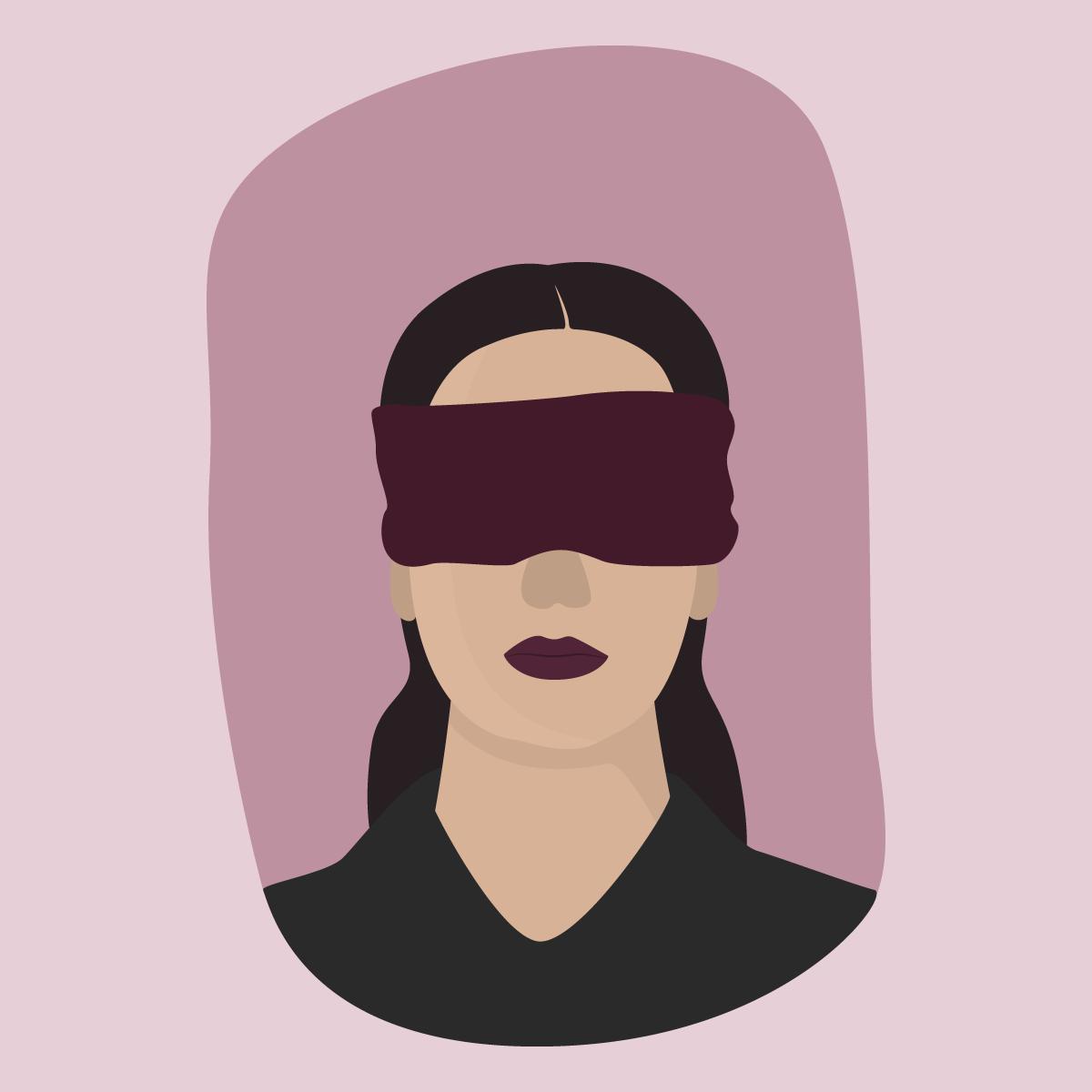 Mujer y presa política