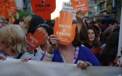 La lucha por la despenalización del aborto en Uruguay