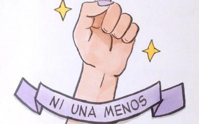 Gritemos juntas: ¡Ni Una Menos!