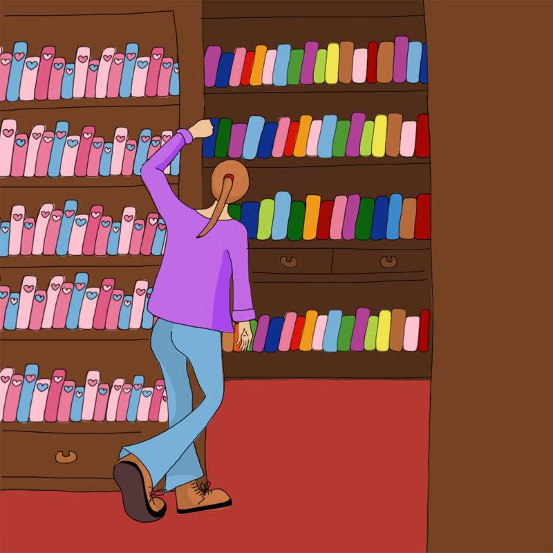 Harta lectura: más allá del romance