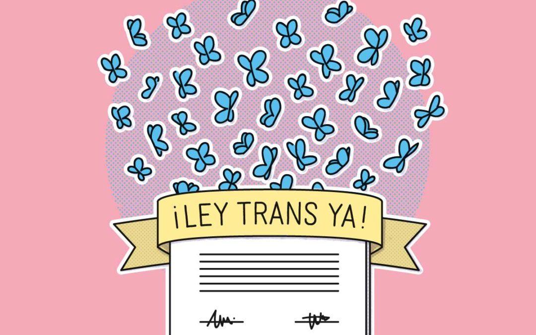 De datos y derechos: ser trans en Uruguay