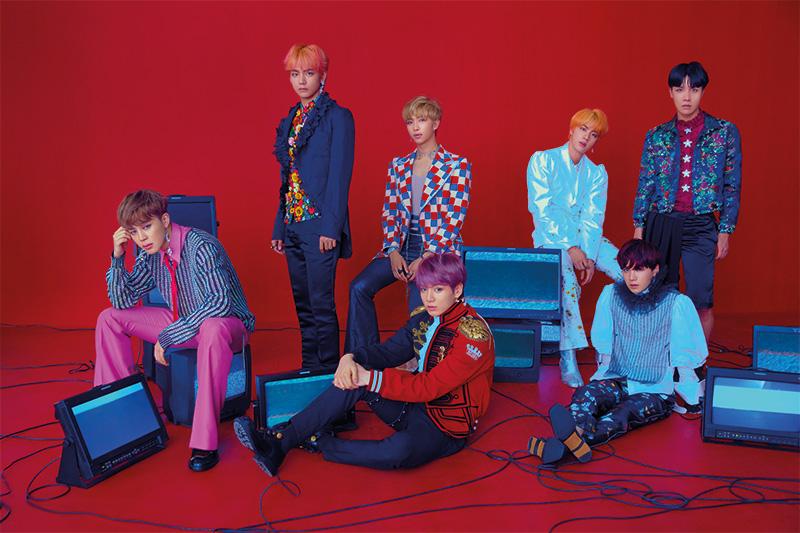 ¡Te presentamos a los chicos de BTS!