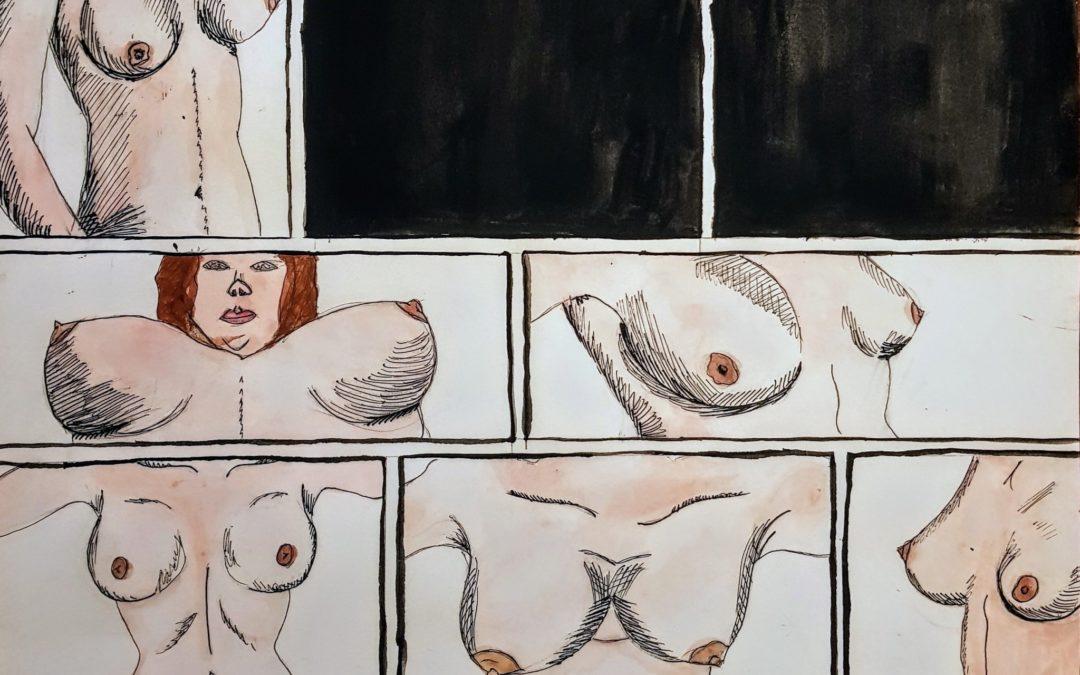 Cómo realizarse un autoexamen mamario