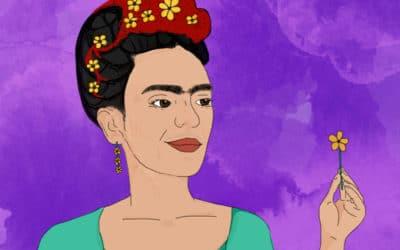 Frida y León eran amantes