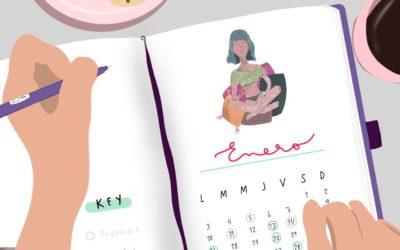 Cómo hacer un bullet journal: ¡una agenda a tu medida!