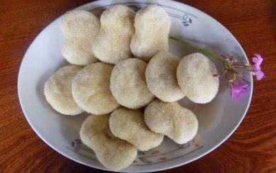 Galletitas dulces súper fáciles y económicas