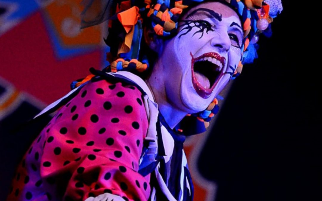 Mujeres en el carnaval: Laura Almada