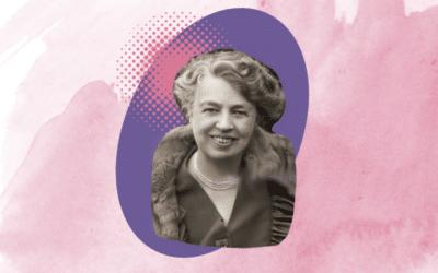 Hoy te presentamos: Eleanor Roosevelt