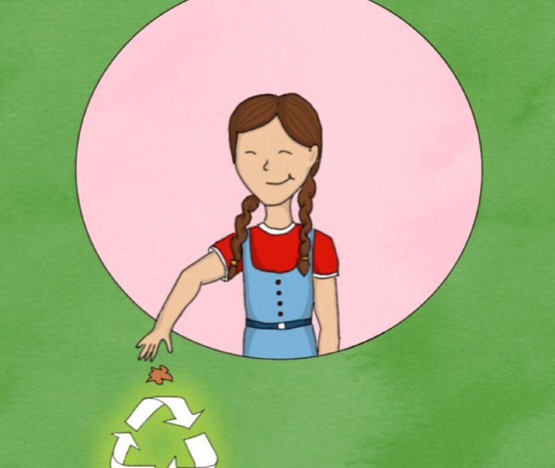Reciclá los residuos que generás en casa