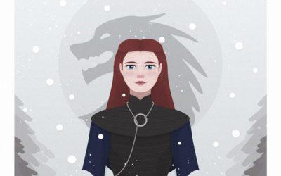 Mujeres fuertes en la ficción: Sansa Stark