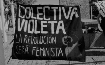 Hoy te presentamos: Colectiva Violeta