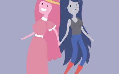 Dibujos animados y diversidad