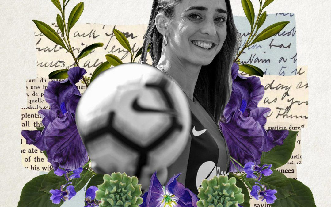 A jugársela: una charla con Macarena Sánchez