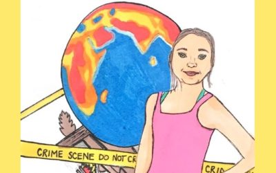 Hoy te presentamos: Greta Thunberg