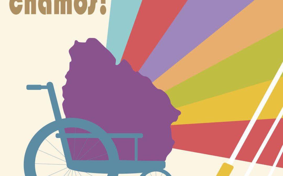Tomar las calles para estar en todos lados: octava Marcha por Accesibilidad e Inclusión