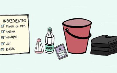 Cómo revivir tu ropa negra (o mandar cualquier prenda al lado oscuro)
