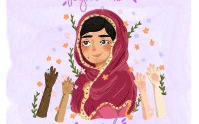 Malala Yousafzai: la niña que se animó