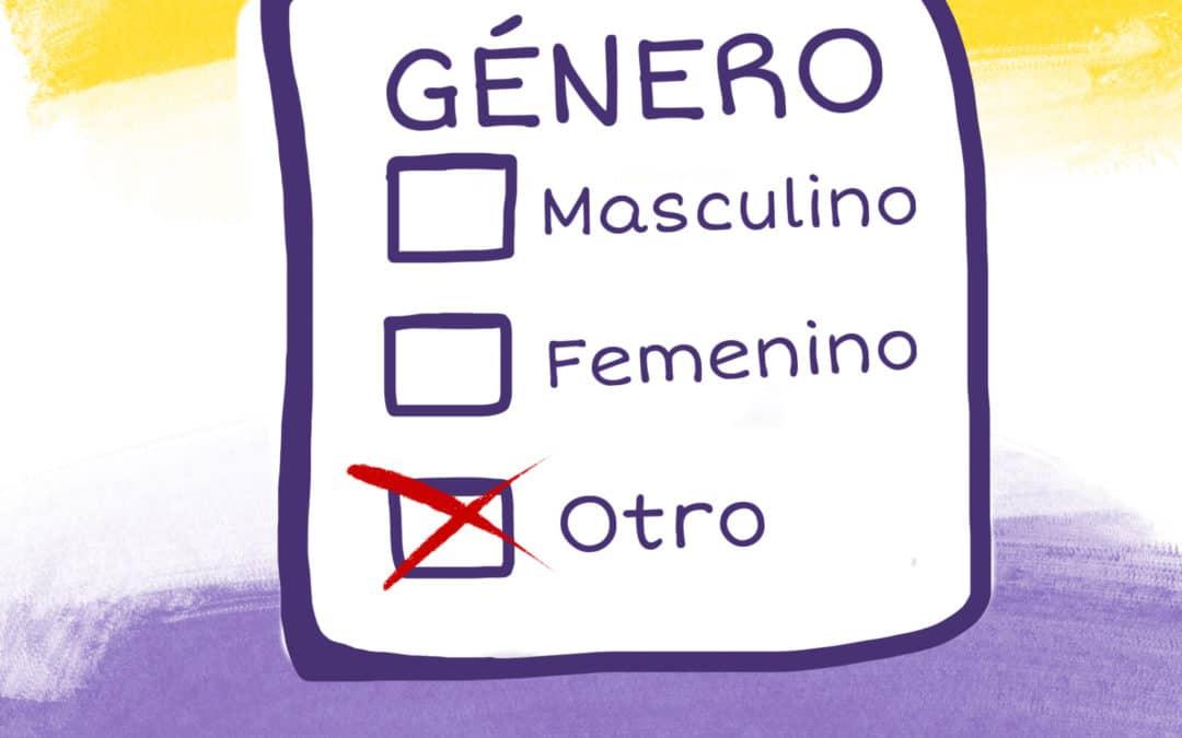 Géneros no binarios: porque no todo se puede encasillar