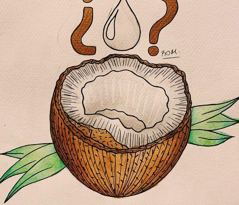 ¿Por qué el aceite de coco no es tan genial como parece?