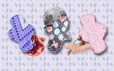 Cómo hacer toallitas de tela a mano para tu menstruación