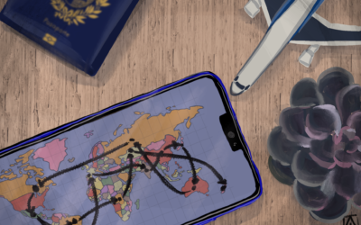 Ser nómade en 2020: ¿se puede vivir viajando?