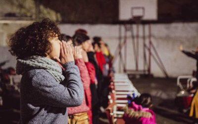 Perlita Cucú: «este es nuestro espacio, no callamos nunca más»
